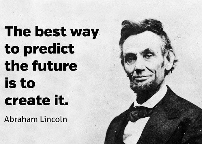 Tổng thống Mỹ Abraham Lincoln