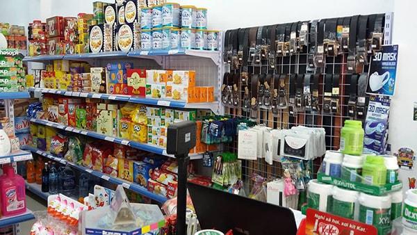 Kinh doanh cửa hàng tạp hóa nên bố trí thế nào để kích thích người mua? 2