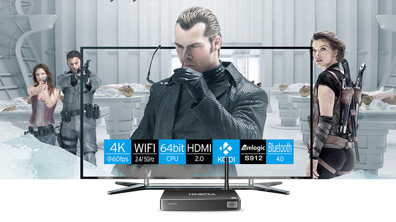 Đánh giá Himedia A5 Android TV Box ra mắt năm 2017 1