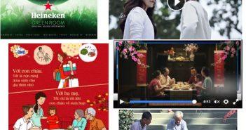 Những chiến dịch social media thành công nhất dịp Tết 2016