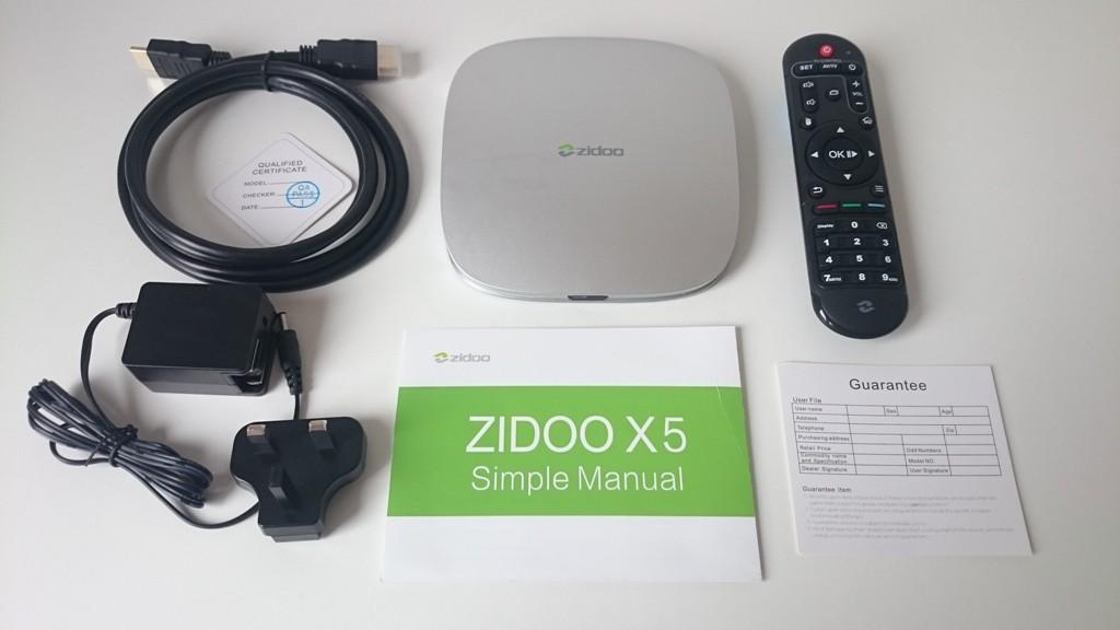 Tìm hiểu về dòng Android TV Box ZIDOO X5 3