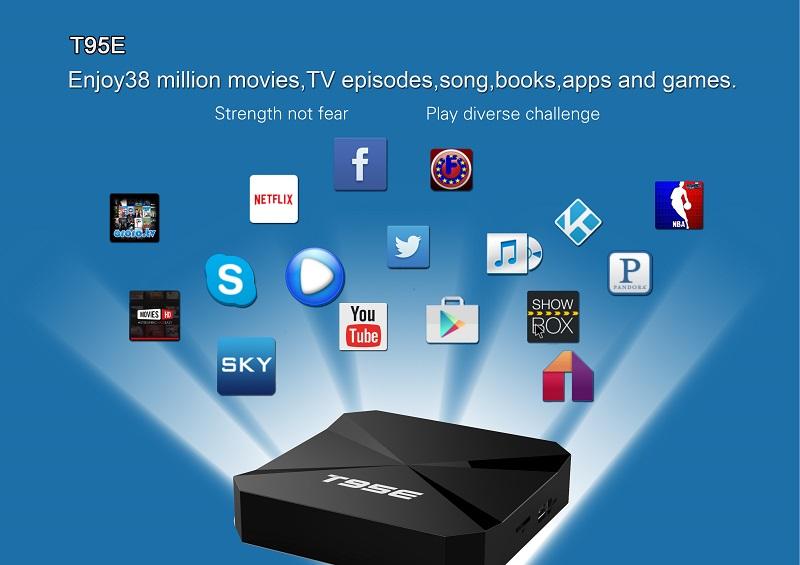 5 lý do nên chọn mua Android TV Box Sunvell T95E 1