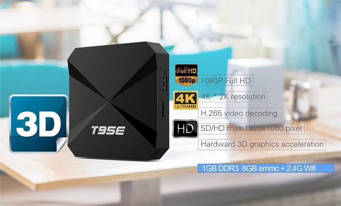 5 lý do nên chọn mua Android TV Box Sunvell T95E 2