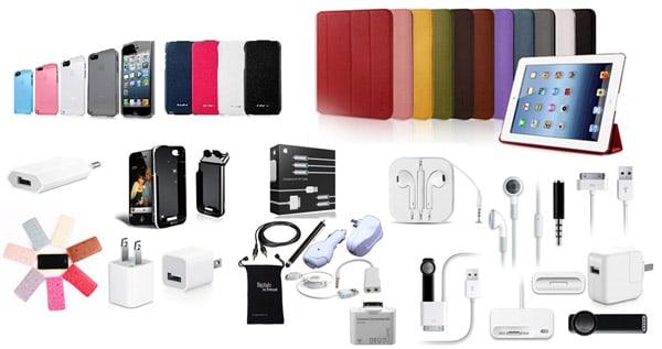 Phụ kiện smartphone là mặt hàng khả quan để bán hàng online