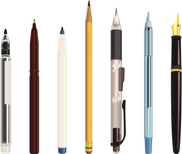 Học sinh cần chuẩn bị các đồ dùng cần thiết khi làm bài thi