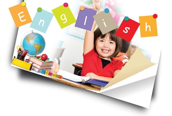 Trẻ có thời gian dài để học Tiếng Anh