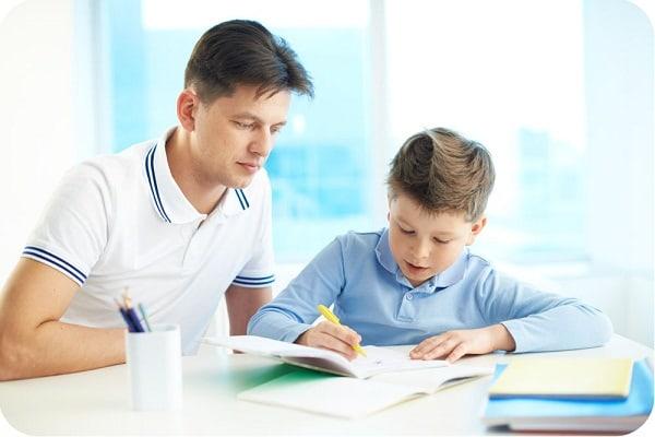 Gia sư có vai trò quan trọng trong việc khơi gợi sự yêu thích Toán của trẻ