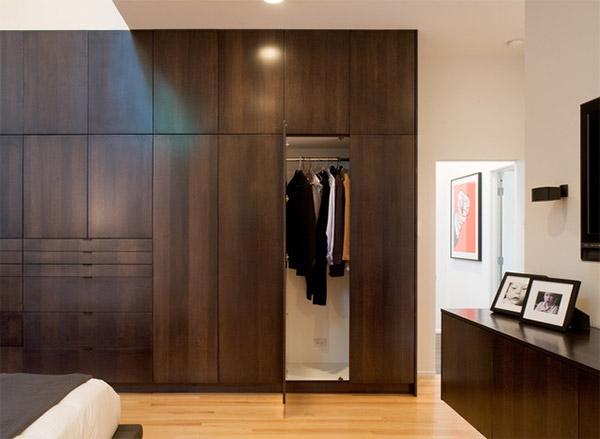 Tủ gỗ đựng quần áo giá ngày càng rẻ đẹp