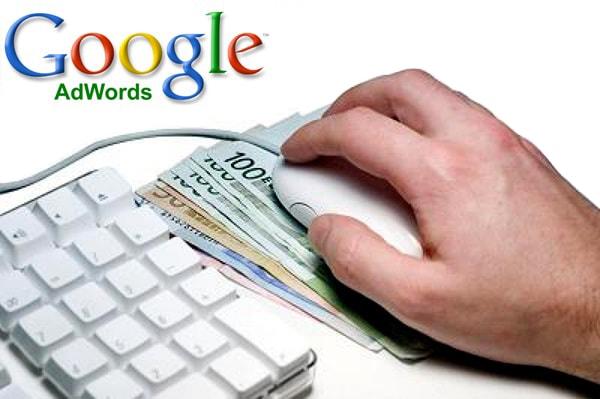 Giá 1 cú click chuột vào google ads