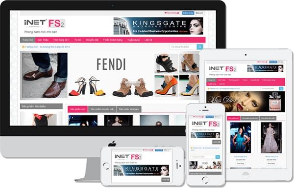 Bán hàng online bằng website đem lại hiệu quả kinh tế cao