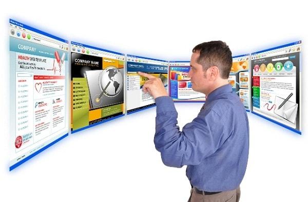 Khách hàng tiết kiệm nhiều thời gian qua việc mua hàng online trên website