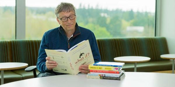Đọc sách thường xuyên