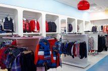 Trang trí shop quần áo trẻ em cần phải chú ý điều gì?