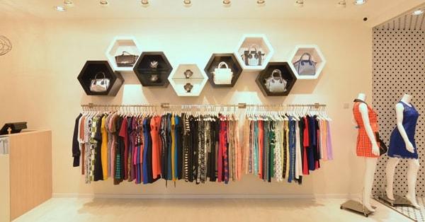 Xác định phong cách thiết kế shop thời trang nữ
