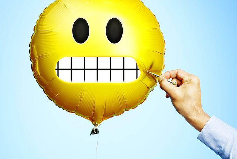 Cảm xúc có thể ảnh hưởng tới quá trình giao tiếp
