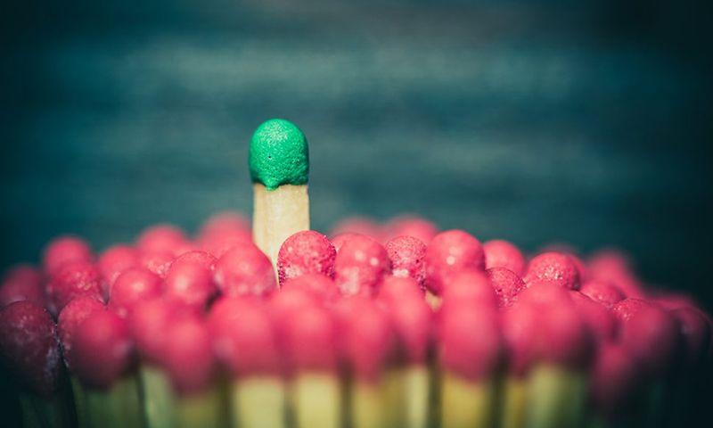 Bạn cần tạo sự khác biệt bằng năng lực bản thân