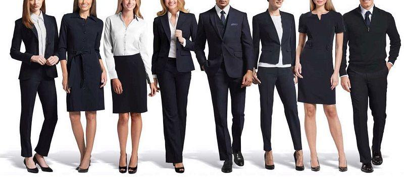 Sử dụng trang phục công sở phù hợp văn hóa công ty