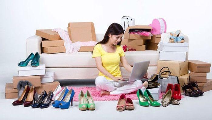 Buôn bán đồ dùng thời trang, mỹ phẩm