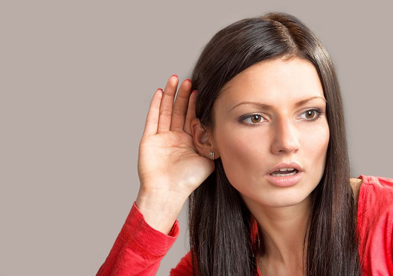 Như thế nào là người khiếm thính