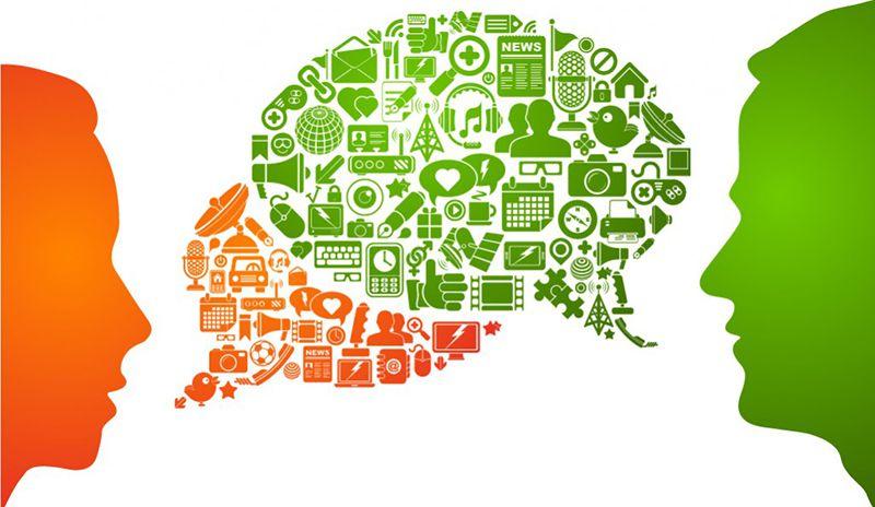 Giao tiếp là quá trình trao đổi thông tin giữa người - người
