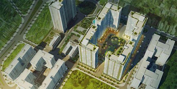 Dự án căn hộ giá thấp Ecohome 3 năm 2019