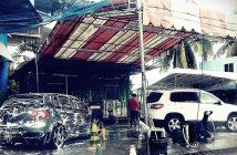 Xây dựng mô hình rửa xe chuyên nghiệp cần bao nhiêu vốn?