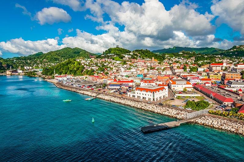 Định cư Grenada giúp thay đổi cuộc sống và kinh tế của người nhập cư