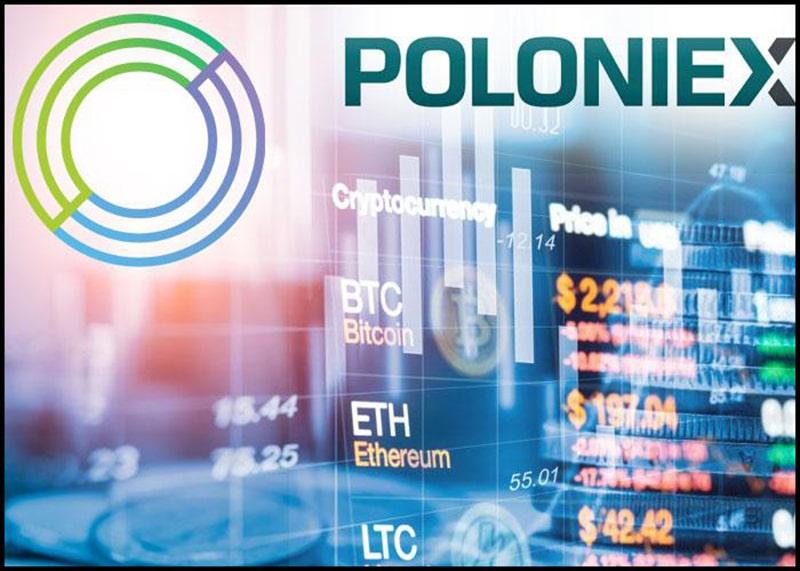 Poloniex sàn giao dịch bitcoin quốc tế được bắt nguồn từ Mỹ