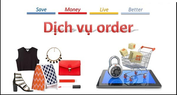 Nhận đặt hàng quốc tế online