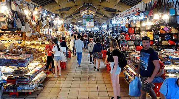 Nguồn hàng từ chợ
