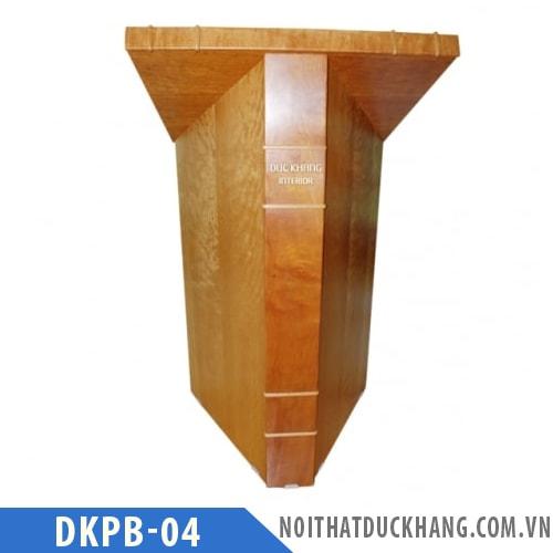 Bục phát biểu DKPB-04