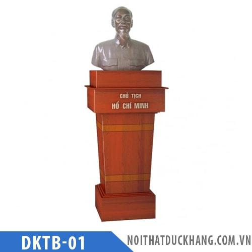 Bục tượng Bác Đức Khang DKTB-01