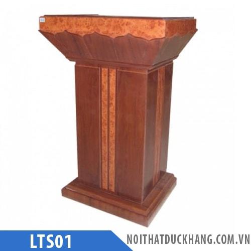 Bục tượng bác Hòa Phát LTS01