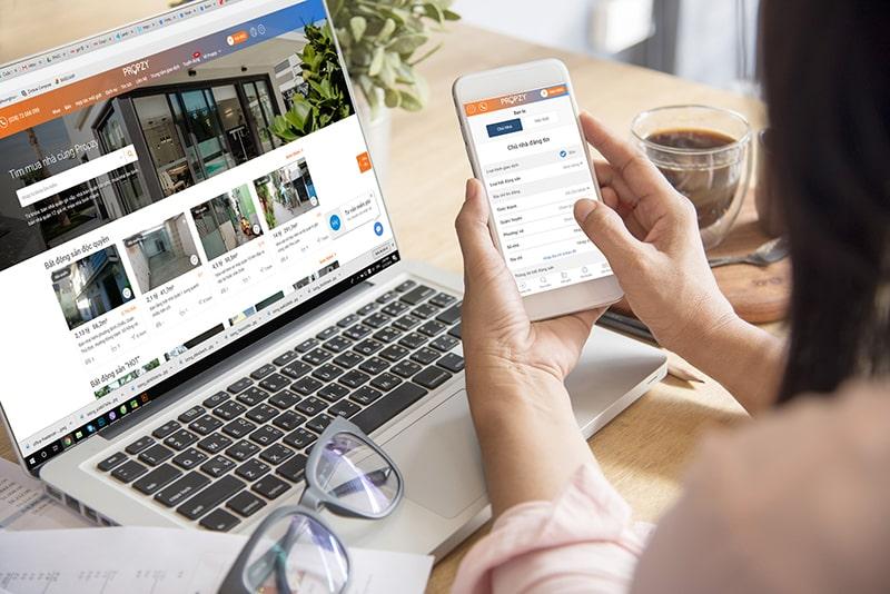 Đăng tin bán nhà online