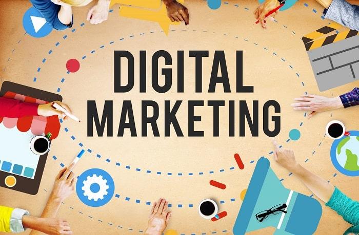 Digital Marketing trong kinh doanh rất phát triển