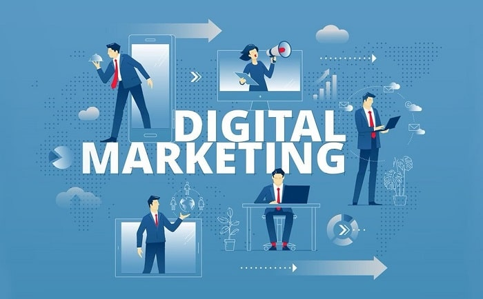 Digital Marketing đánh tan rào cản địa lý trong kinh doanh