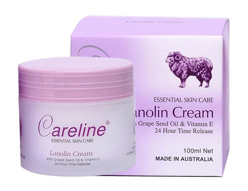 Kem dưỡng da nhau thai cừu Lanolin Cream