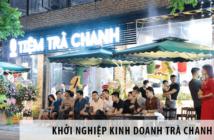 Kinh doanh trà chanh – hướng đi lý tưởng cho giới trẻ khởi nghiệp
